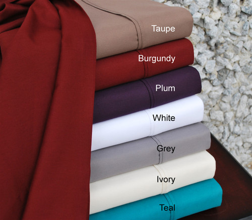800TC Cotton Rich Sheet Sets