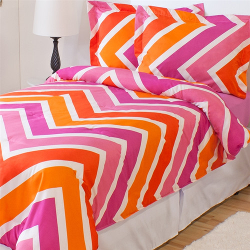 5-Piece Melrose Bedding Set Twin XL