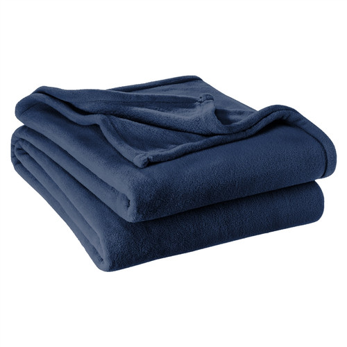 Twin XL Blanket - Dark Blue