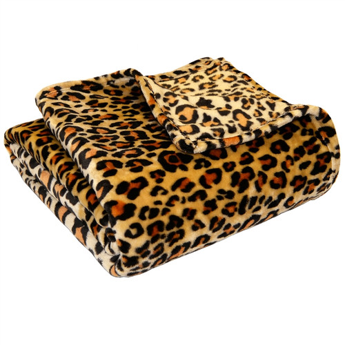 Twin XL Blanket - Leopard