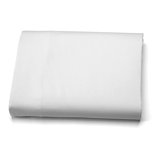 Flat / Top Sheet Premium Microfiber Twin Extra Long, Twin XL (White)