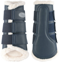 Protection Boots Flex Trainer Navy-by HH - RRP $69.95