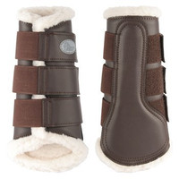 Protection Boots Flex Trainer Choc-by HH - RRP $69.95