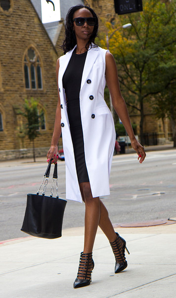 Trench Vest - Tall