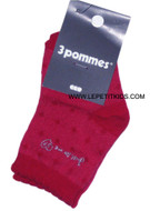 3 Pommes Socks 3493001