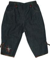 Floriane embr.jeans