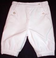 Floriane velour pants