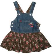 Floriane jumper dress