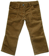 Confetti corduroy pants