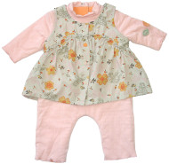 Confetti 2 pc.coverall+Top Set