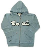 Confetti hoodie/Vest