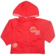 Confetti reversible hoodie