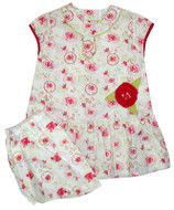 Confetti dress&bloomers