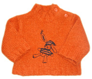 3 Pommes sweater