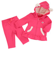 Billieblush baby girls jogging set.