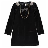 Billieblush Velvet Dress u12124