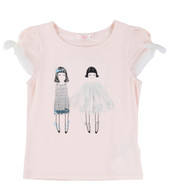 Billieblush Girls Tee
