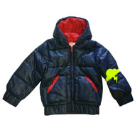 Billybandit boys puffer coat.