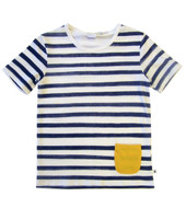 Billybandit Striped Tee