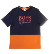 BOSS Logo Tee j25785-42d