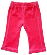 3 Pommes velour pants