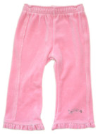 3 Pommes velour pants 3224082a