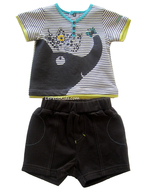 Catimini Top & Shorts cb37191