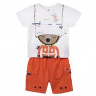 Catimini Top & Shorts Set CD37061