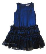 Charabia Blue Dress
