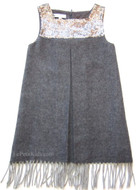Charabia Grey Dress
