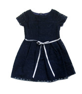 Charabia Navy Dress ti55cnavy