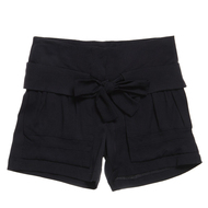 Chloe Navy Shorts