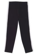 Deux par Deux girls tuxedo leggings.
