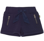 Deux par Deux girls quilted shorts.