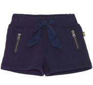 Deux par Deux girls quilted shorts.