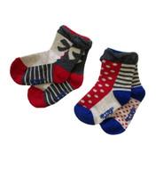Deux par Deux Socks 2pk.