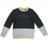 BOSS boys sweater.