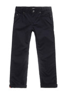 BOSS navy pants.