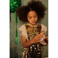 I Love Gorgeous Disco Ball Dress