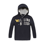 IKKS Boys Hooded Top