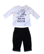 IKKS Top & Pants Set
