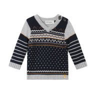 Jean Bourget boys sweater front.
