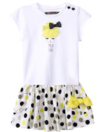 Jean Bourget Tee & Skirt Set JD10071-JD27041