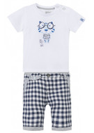 Jean Bourget Tee & Shorts