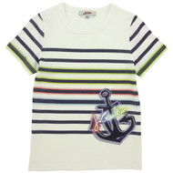 "Junior Gaultier ""Leopold"" Tee Shirt"