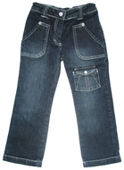 3 Pommes stretch jeans