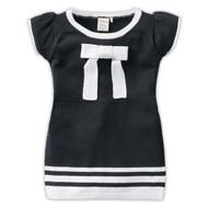 Jottum Navy Knitted Dress