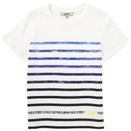 Junior Gaultier Tee 5f10604