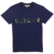 Junior Gaultier Tee 5f10614