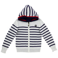 Junior Gaultier Ipso Reversible Cardigan